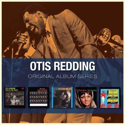 Otis Redding-Original Album Series-5CD-2010-KOPiE Download