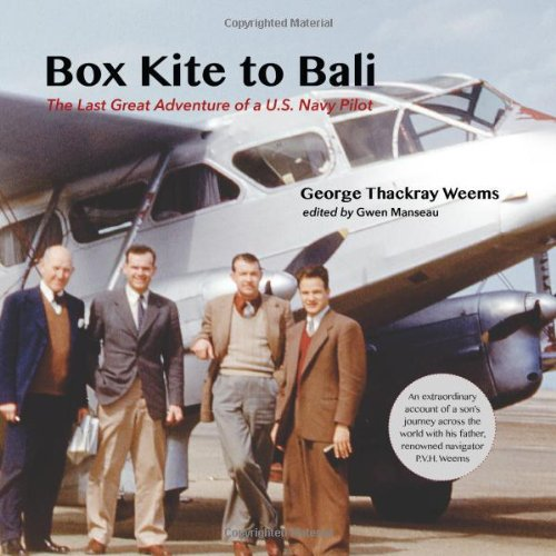 Box Kite to Bali (cover)