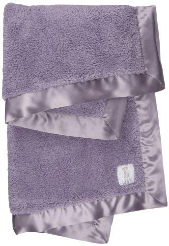Little Giraffe Bella Baby Blanket - Lavender