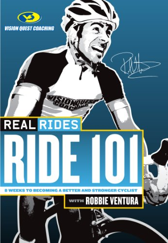 CycleOps Real Rides Ride 101 DVD
