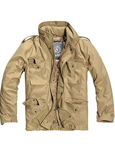Brandit Men's M-65 Classic Jacket Olive 4