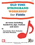 img - for Old Time Stringband Workshop for Fiddle book / textbook / text book