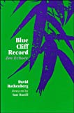 Blue Cliff Record: Zen Echoes (Codhill Press) (1930337035) by David Rothenberg