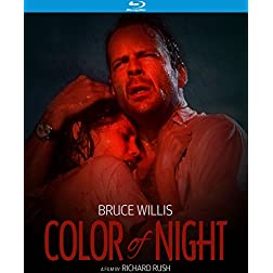 Color of Night [Blu-ray]