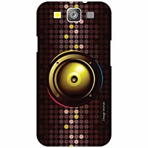 Design Worlds Back Cover For Samsung I9300 Galaxy S3 - Multicolor