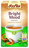 Yogi Tea Bright Mood 15 Organic Teabags (Pack of 8, Total 120 Teabags)