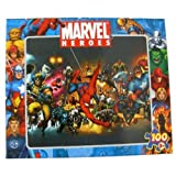 Marvel Spiderman 100 Piece Full Size Puzzle