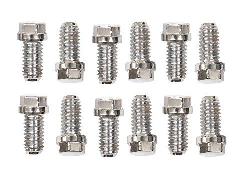 Mr. Gasket 2210G Stainless Steel Header Bolt (91 Chevy K1500 Headers compare prices)