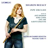 Pipe Dreams: Bezaly (Works for Flute and Orchestra) (Sharon Bezaly/ Australian Chamber Orchestra/ Richard Tognetti) (BIS: BIS1789)