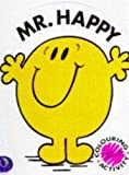 Mr. Happy (Mr. Men Colouring & Activity) (0749826630) by Hargreaves, Roger