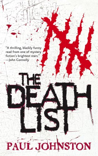 The Death List, PAUL JOHNSTON