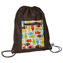 Planet Wise Sports Bag, One Size, Owl