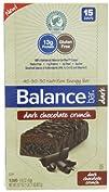 Balance Bar Dark Chocolate Crunch Bar…