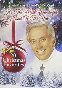 Andy Williams Christmas Dvd