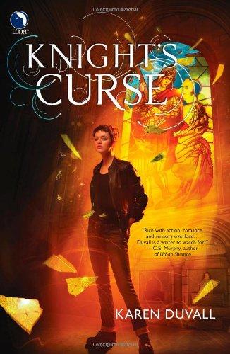 Image of Knight's Curse (Luna Books)