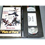 Vintage Video, Inc. Vintage Video Amvest Video Bruce Lee Fists Of Fury (1973) VHS Movie Tape #V V-470(102 Minutes, Color, VHS) ~ Vintage Video