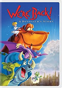 We Re Back A Dinosaur S Story Dvd 1993 Region 1 Us Import