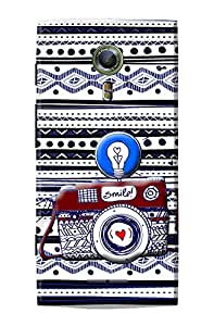 Alcatel One Touch Flash 2 Designer Case Kanvas Cases Premium Quality 3D Printed Lightweight Slim Matte Finish Hard Back Cover for Alcatel One Touch Flash 2