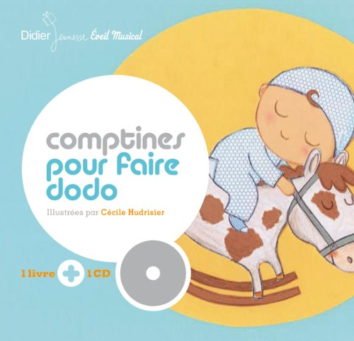 Comptines pour faire dodo (1CD audio) (French Edition)