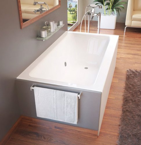 Atlantis-Whirlpools-3260shar-Soho-Rectangular-Air-Massage-Bathtub-32-X-60-Right-Drain-White