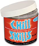 img - for Chill Skills In a Jar: Anger Management Tips for Teens book / textbook / text book