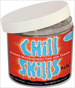 Chill Skills In a Jar: Anger Management Tips for Teens Book Supplement by Free Spirit Publishing (Author)