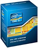 Intel Sandybridge i5-2500K Unlocked Core i5 Quad-Core Processor (3.30GHz, 6MB Cache, Socket 1155)