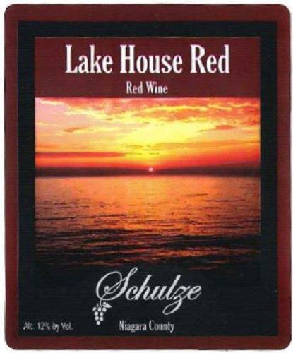 Nv Schulze Vineyards Lake House Red 750 Ml