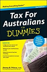Tax For Australians For Dummies [Paperback]