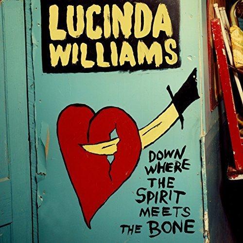 Lucinda Williams-Down Where The Spirit Meets The Bone-PROPER-2CD-FLAC-2014-NBFLAC Download