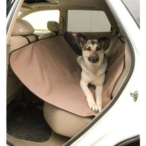 K&H Pet Products Car Seat Saver Tan (Set Of 3) front-924383