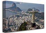 Cristo Redentor Rio De Janeiro, Size: 32