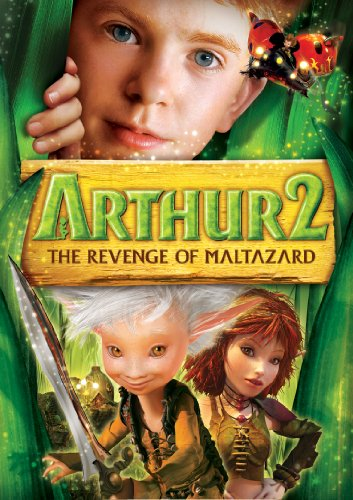 Amazon.com: Arthur and the Invisibles 2: Arthur and the ...