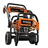 Generac 6590 3,100 PSI 2.8 GPM 212cc OHV Gas Powered Commercial Pressure Washer
