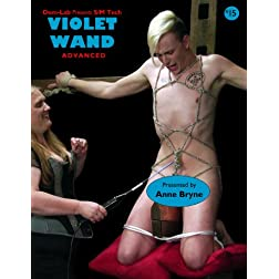SMTech #15 - Violet Wand: Advanced (Male Model) - DVD