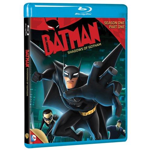 Beware the Batman: Shadows of Gotham Season 1 Part 1 (BD) [Blu-ray] at Gotham City Store