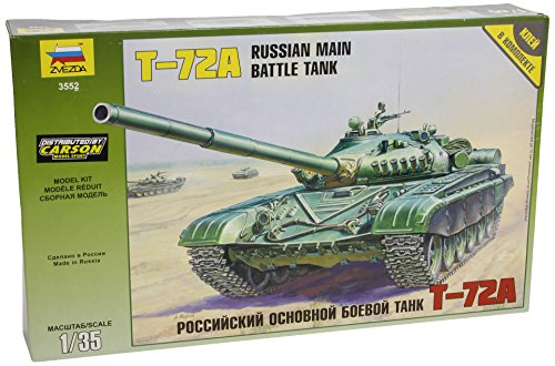 Zvezda-500783552-135-Modell-Russischer-Main-Battle-Tank-T-72