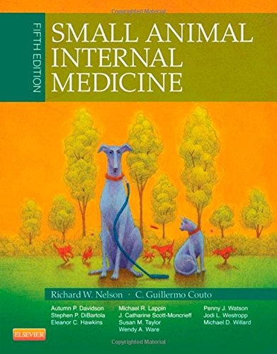 Small Animal Internal Medicine, 5E (Small Animal Medicine)