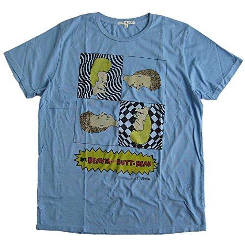 """(ジャンクフード)JUNK FOOD メンズ半袖Tシャツ """"BEAVIS A..."""