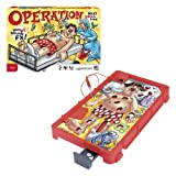 Hasbro Operation Silly Skill Game with Sound FX 2008 Ed.