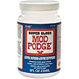Plaid:Craft  Mod Podge Super Thick Gloss-8oz