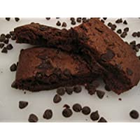 Six Gluten Free Chocolate Brownies
