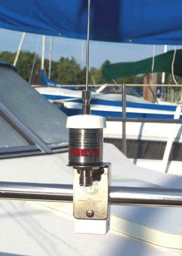 Manta 6 VHF MARINE ANTENNA with Bracket