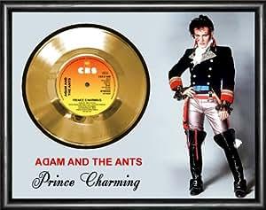 Amazon Com Adam And The Ants Prince Charming Gold Vinyl