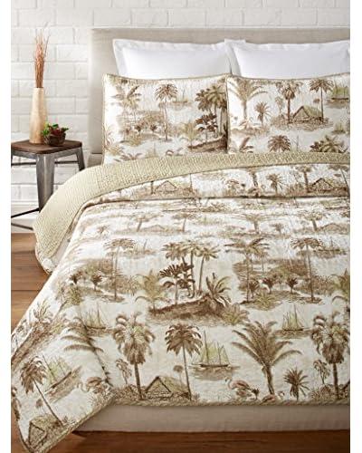 Tommy Bahama Sunset Siesta Quilt Set