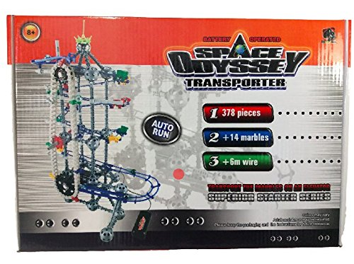 Space-Odyssey Transporter With Marble Elevator Auto Run (2001 A Space Odyssey Toy compare prices)