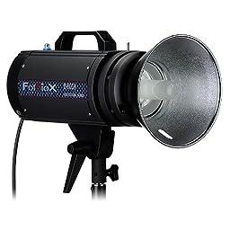 Fotodiox Pro H-600A Studio Monolight with S-Mount Bayonet 7\