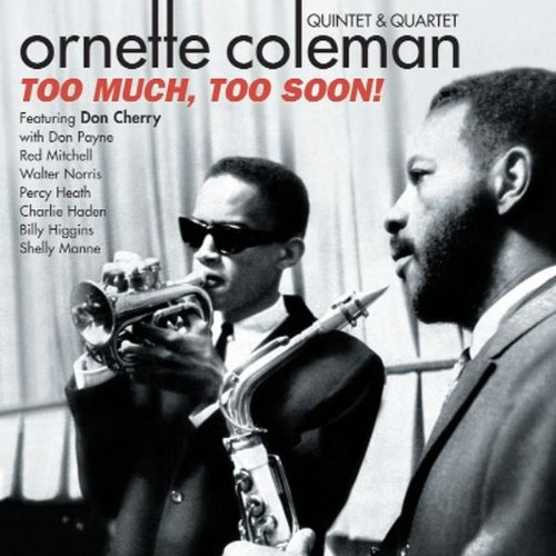 Ornette Coleman Something Else