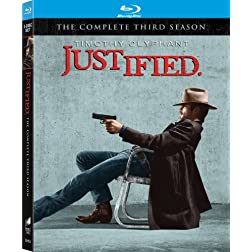 Justified: The Complete Third Season [Blu-ray]