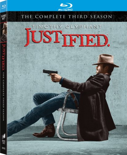 Justified: The Complete Third Season [Blu-ray] [Import]